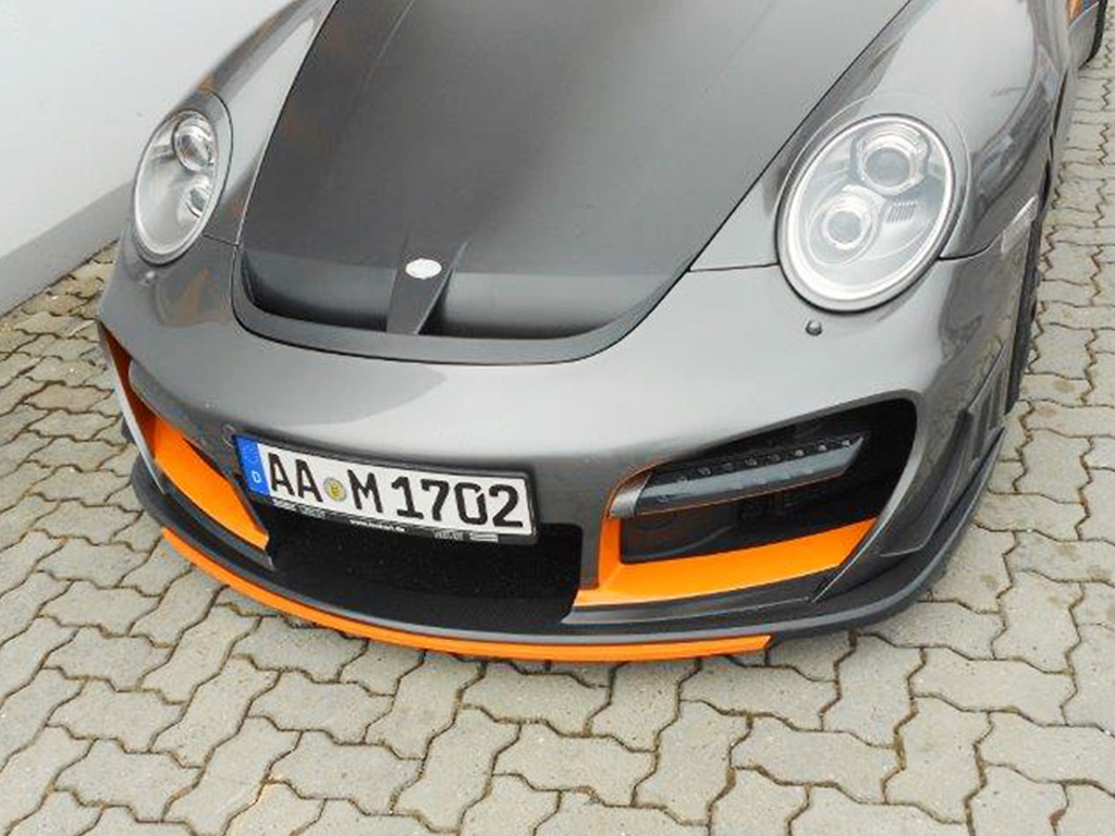CarbonSpoiler Porsche